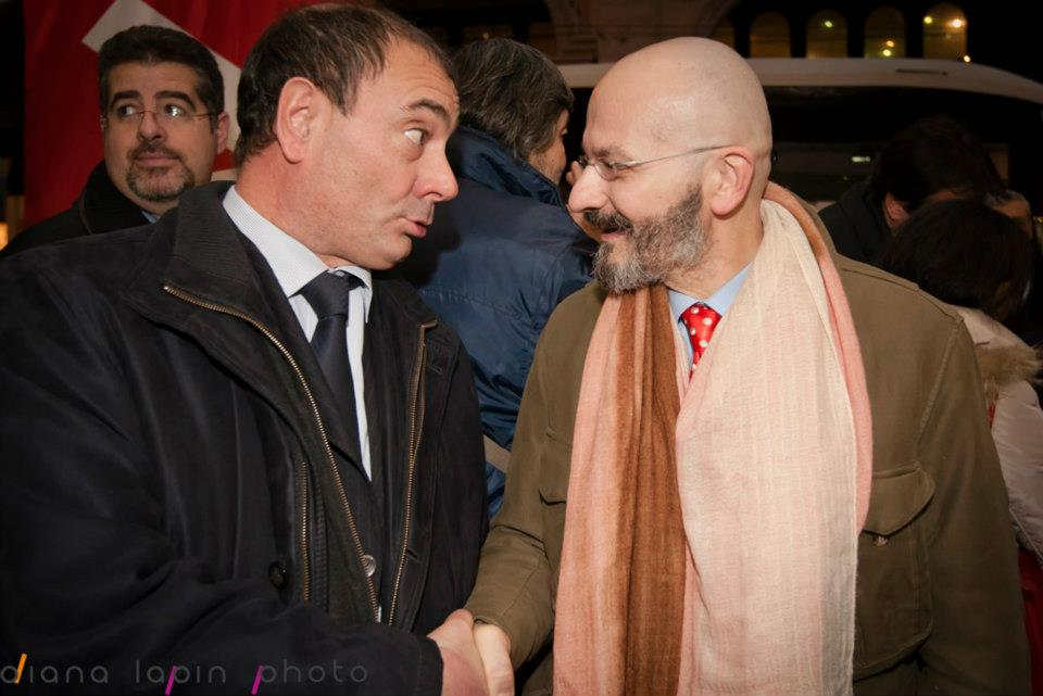 Convegno con Oscar Giannino